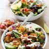 海外のお洒落サラダを覗いてみよう♪おもてなしにも使えるエビサラダのサムネイル画像