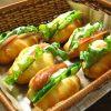 パンにはさんで食べるだけ!!種類が豊富なロールパンサンドのレシピのサムネイル画像