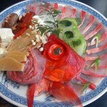 金目鯛のしゃぶしゃぶって食べた事ありますか?絶品なので是非!!のサムネイル画像