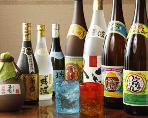 ロック?ストレート?水割り?泡盛の美味しい飲み方紹介します!のサムネイル画像