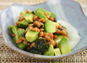 女性必見!トロネバ美味しいアボカドと納豆で、美しく健康になろう!のサムネイル画像