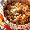 ヘルシーきのこがたっぷり♪きのこの炊き込みご飯のおすすめレシピ♪のサムネイル画像