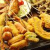 揚げたてがたまらない♡各地で大人気・串揚げ食べ放題のお店!のサムネイル画像
