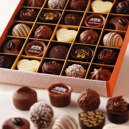 チョコっと食べて幸せ気分♪チョ...