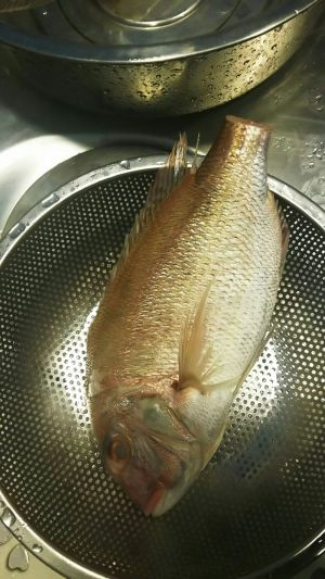 真鯛を使った簡単でおいしい料理レシピをご紹介いたします。の画像