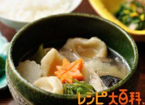 人気のすいとんレシピです。 記事番号12986/アイテムID357888の画像