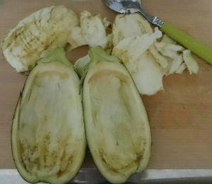 おすすめレシピ☆米茄子のグラタンの作り方①