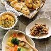 クリームシチューの付け合わせは何?!パン好きもご飯好きも必見!のサムネイル画像